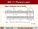 802 11 physical layer