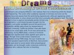lucid dreaming dream consciousness
