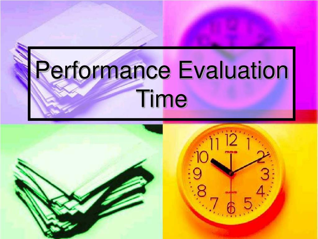 performance evaluation time l.