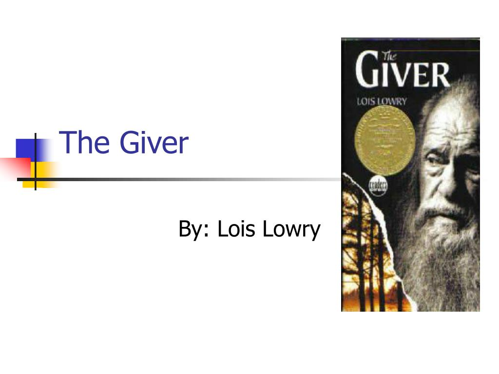 the giver l.