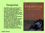 deogratias