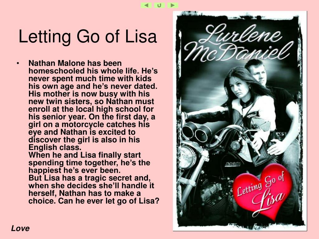 Letting Go of Lisa