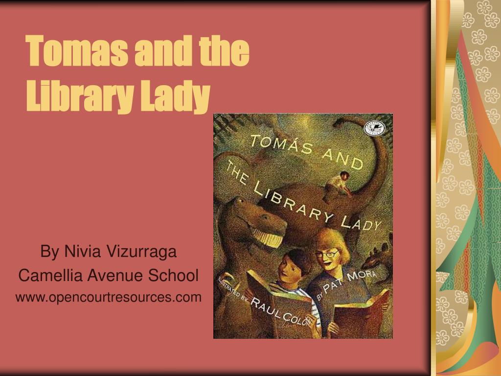 tomas and the library lady l.