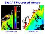 seadas processed images