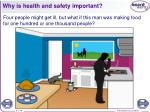 why is health and safety important