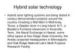 hybrid solar technology32
