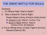 the great battle for souls17