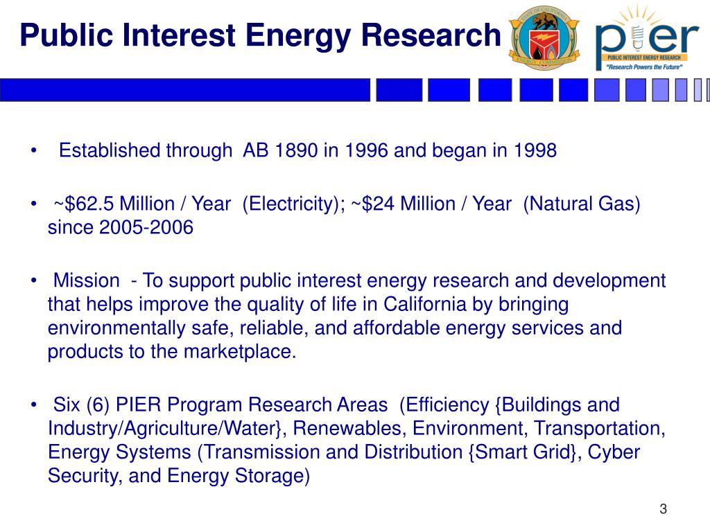 Established through  AB 1890 in 1996 and began in 1998