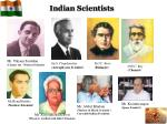 indian scientists