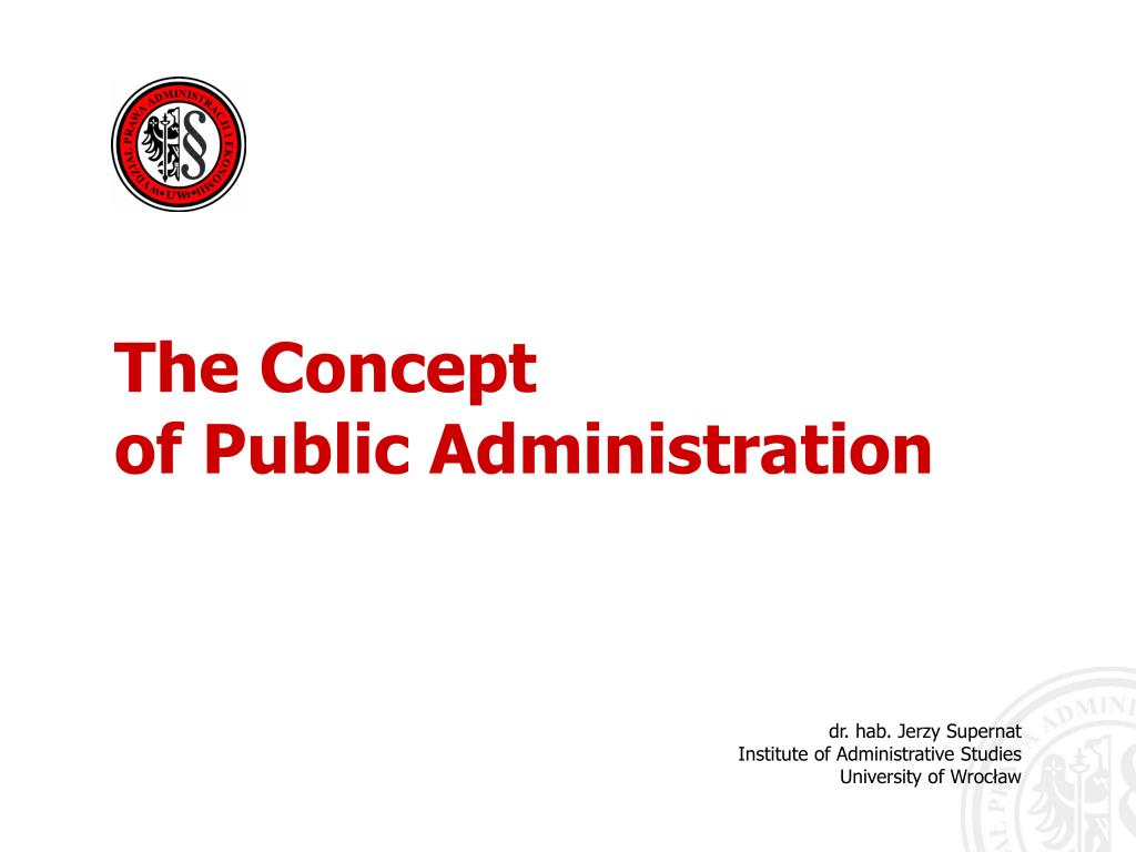 public administration concepts Public administration has 25 ratings and 1 review: published by vantage press, hardcover.