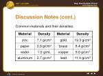 discussion notes cont47