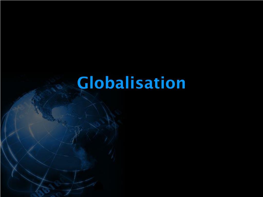 globalisation l.