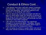 conduct ethics cont2