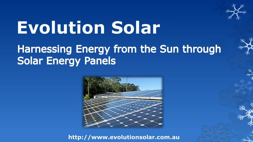 evolution solar l.