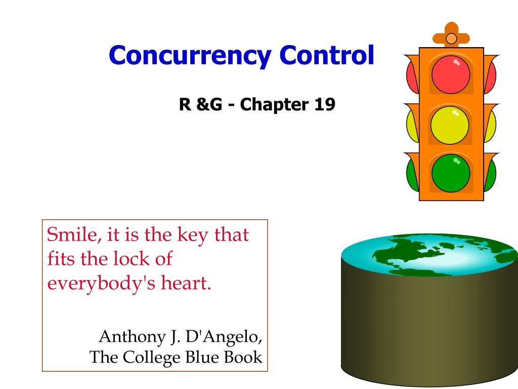 concurrency control l.