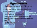 hypothermie r chauffement actif interne26