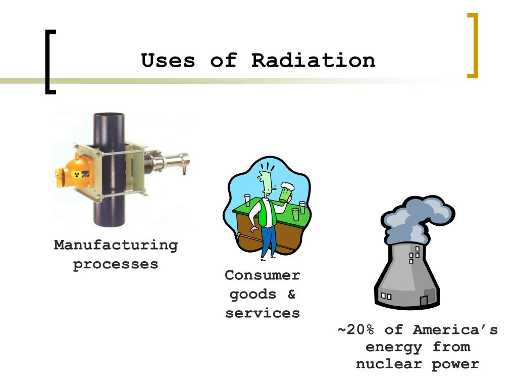 PPT - Industrial Uses of Radiation & Radioactive Material