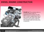 diesel engine construction11