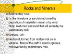 rocks and minerals6