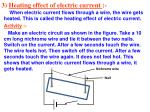 3 heating effect of electric current