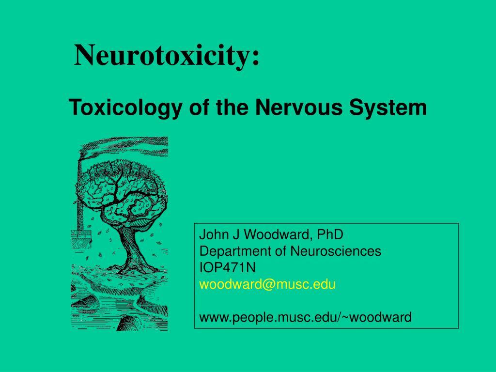 neurotoxicity l.