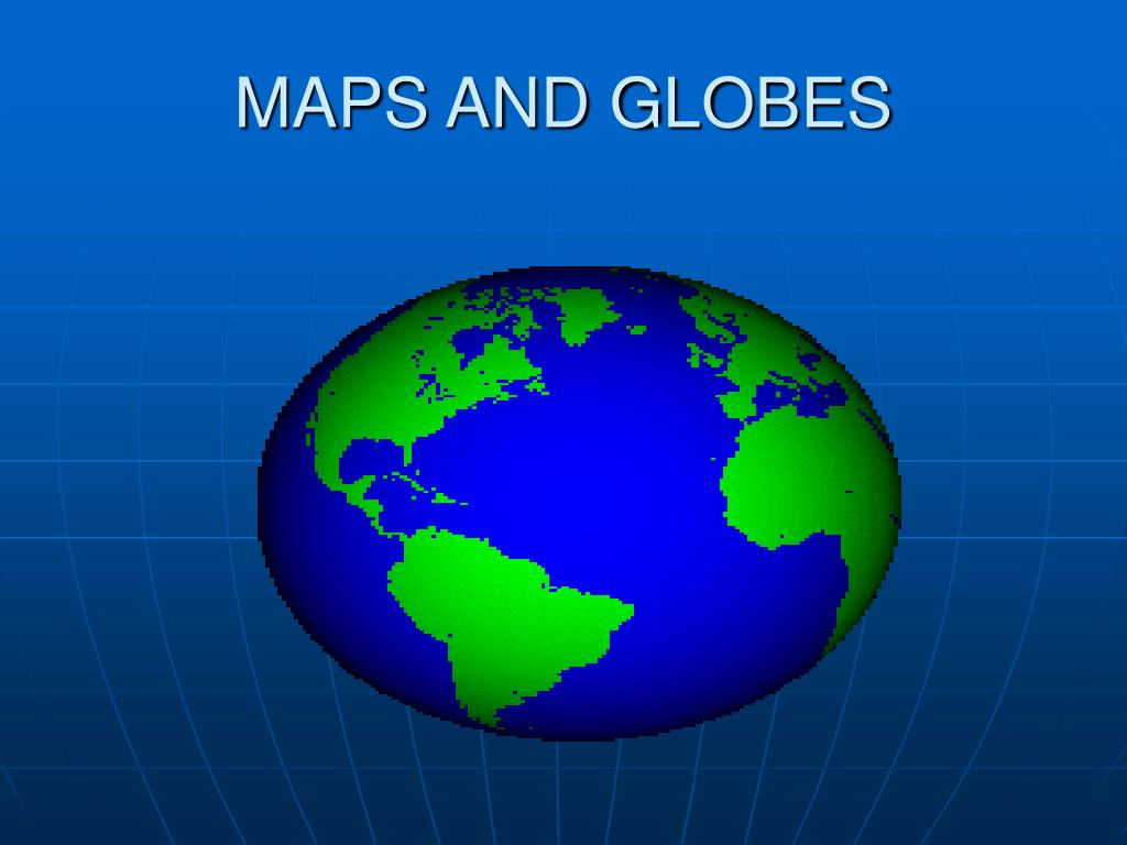 maps and globes l.