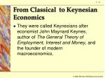 from classical to keynesian economics2