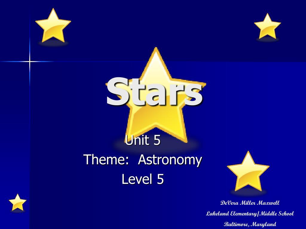 stars l.