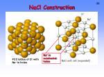 nacl construction