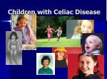 children with celiac disease