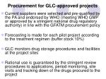 procurement for glc approved projects2