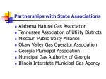 partnerships with state associations