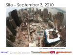 site september 3 2010