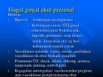 gagal ginjal akut prerenal