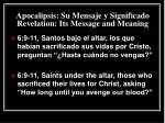 apocalipsis su mensaje y significado revelation its message and meaning12