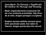 apocalipsis su mensaje y significado revelation its message and meaning18