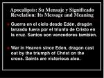 apocalipsis su mensaje y significado revelation its message and meaning20