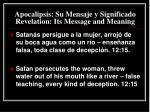 apocalipsis su mensaje y significado revelation its message and meaning21
