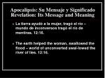apocalipsis su mensaje y significado revelation its message and meaning22