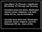 apocalipsis su mensaje y significado revelation its message and meaning31