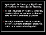 apocalipsis su mensaje y significado revelation its message and meaning5