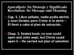 apocalipsis su mensaje y significado revelation its message and meaning8