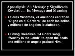 apocalipsis su mensaje y significado revelation its message and meaning9