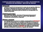 carteles identificatorios de la carga transportada paneles de seguridad rotulos de riesgo