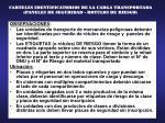 carteles identificatorios de la carga transportada paneles de seguridad rotulos de riesgo21
