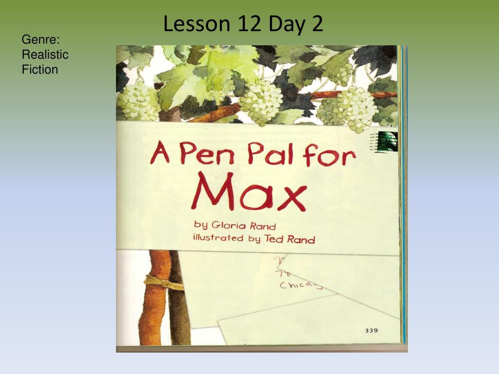 lesson 12 day 2 l.