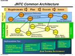 jntc common architecture