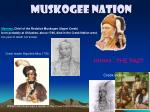 muskogee nation