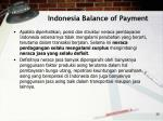 indonesia balance of payment35