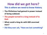 how did we get here this is where we need to know history4